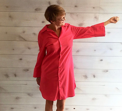 Alina Shirt Dress