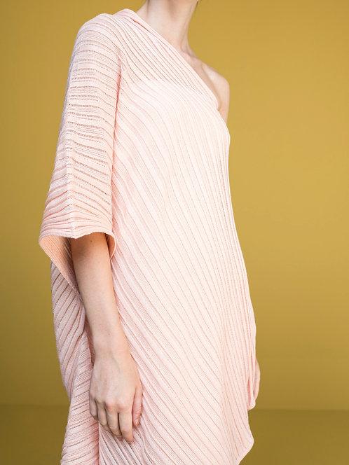 Ioanna Kourbela Pink Sand Thora Dress Detail