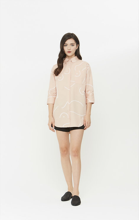 The Comune Emely Blouse