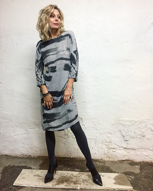 Grizas Grey Lina Dress