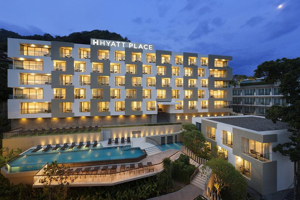 Hyatt Place Patong