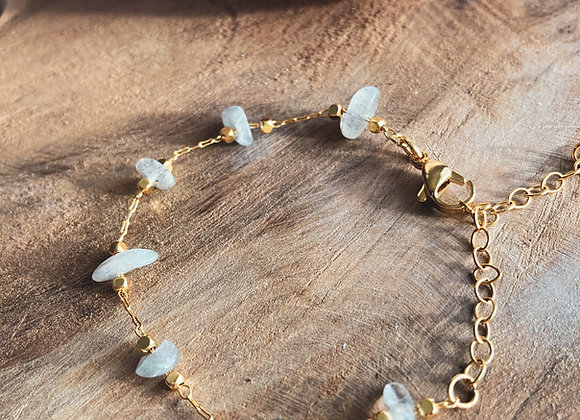 Bracelet Pureté  Labradorite