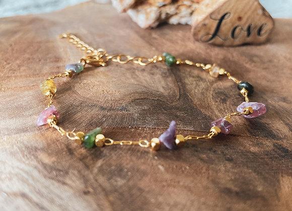 Bracelet Pureté Tourmaline