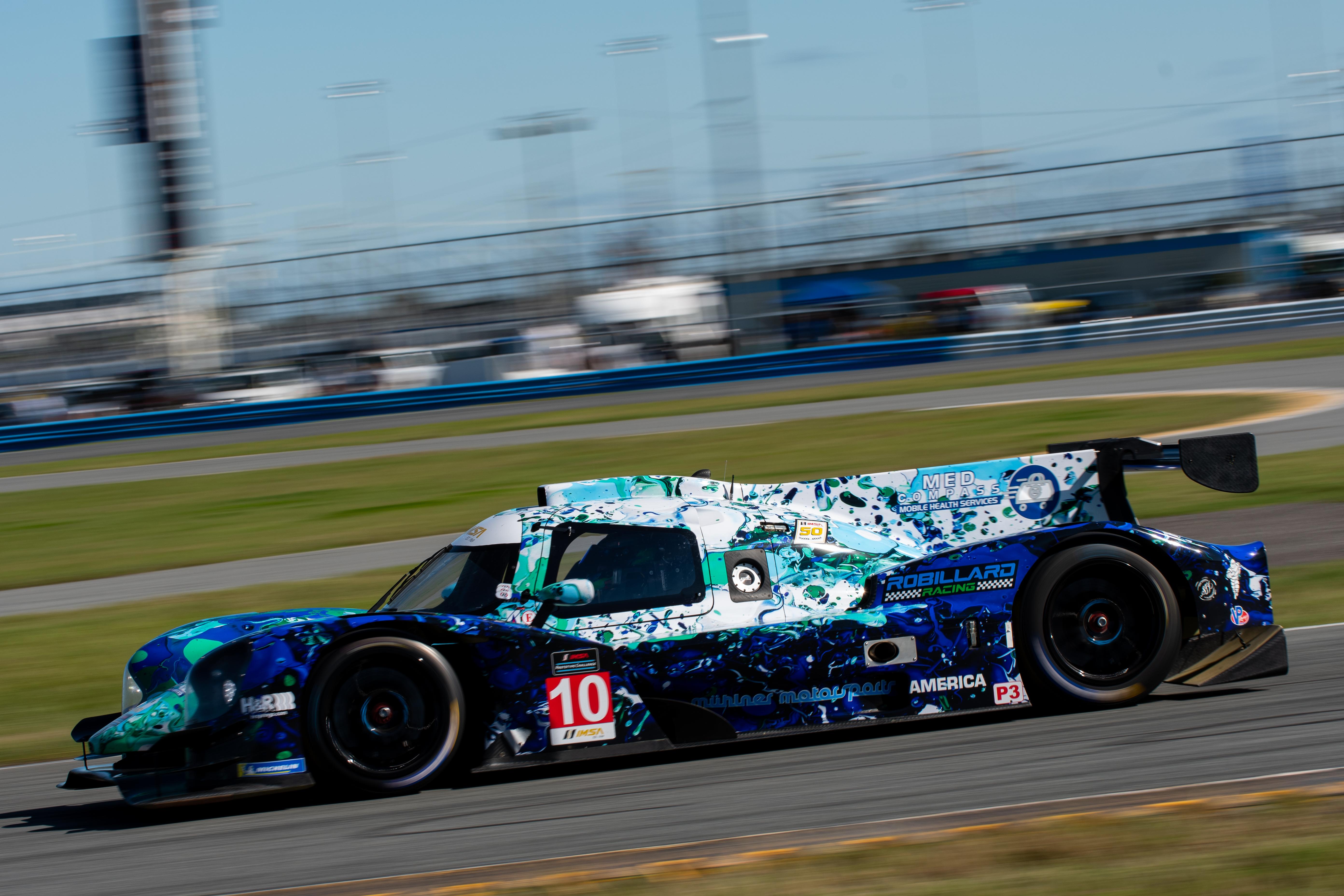 Stevan McAleer Daytona