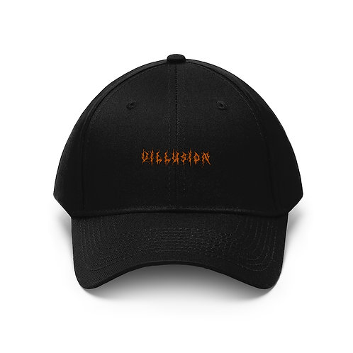 Orange Logo Hat