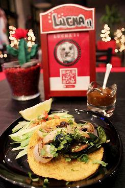 Vegeterian Taco in St. Louis, MO