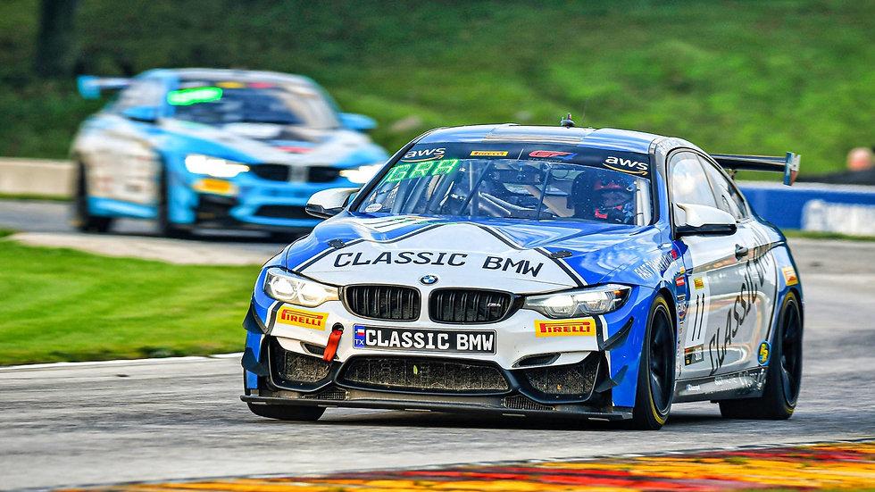Stevan McAleer Classic BMW