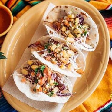Tacos from El Mexiquense