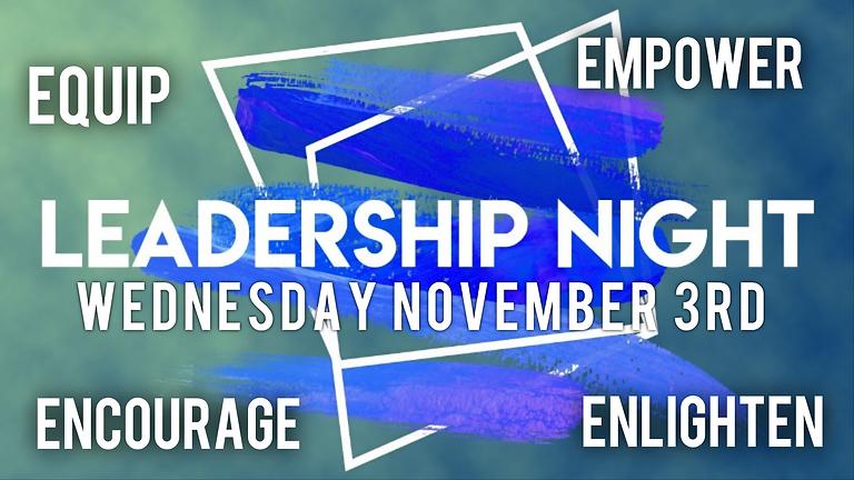 Leadership Night