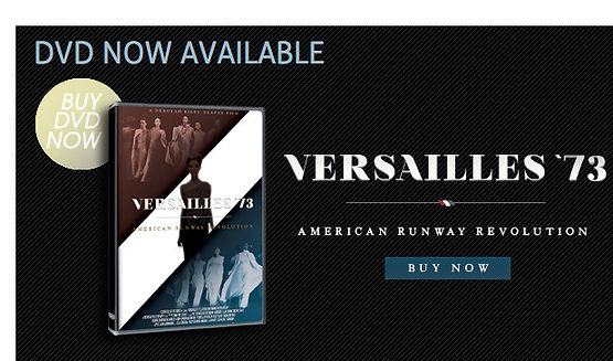 Versailles '73: American Runway Revolution DVD available now