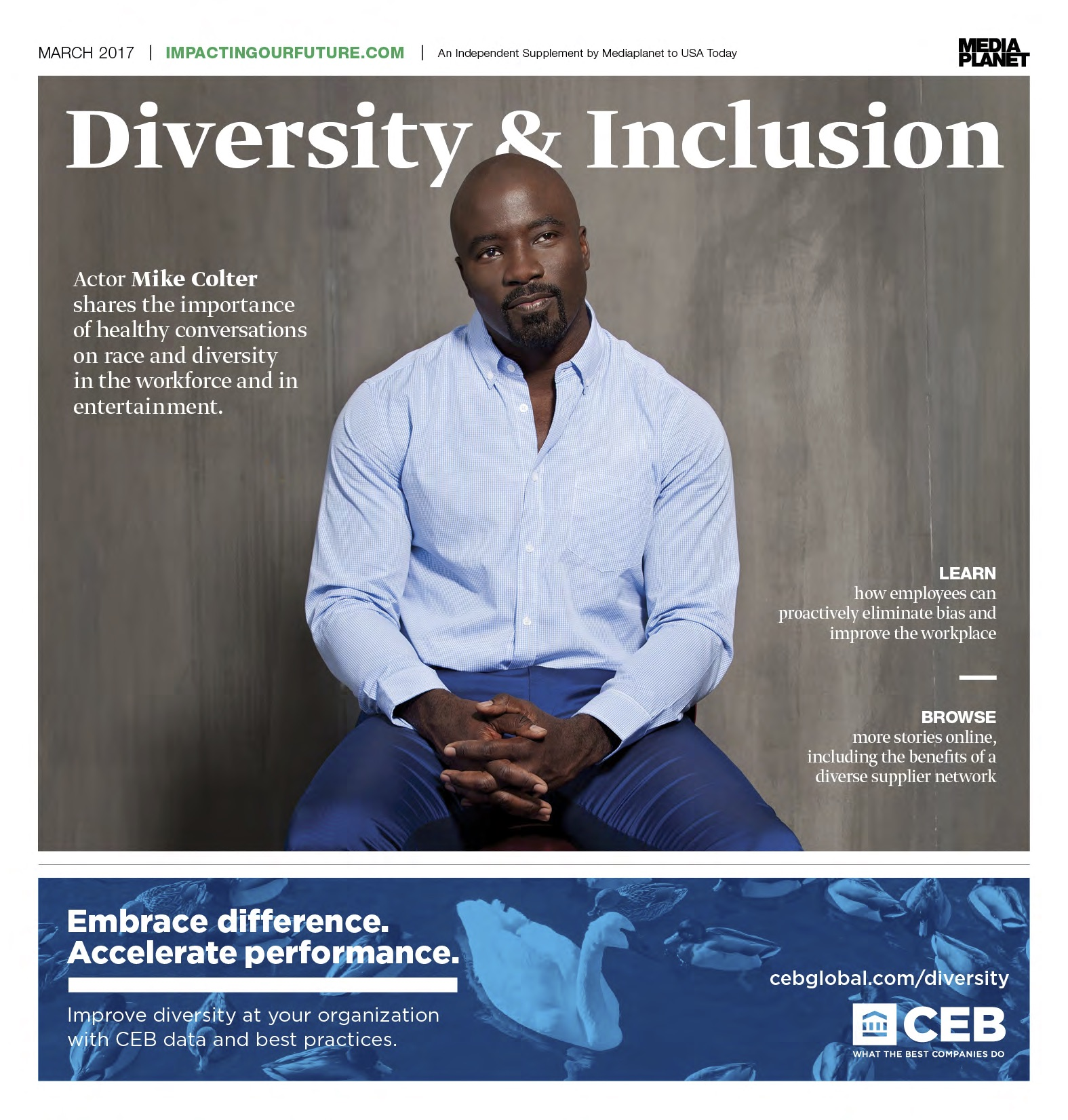 USA Today Diversity Campaign