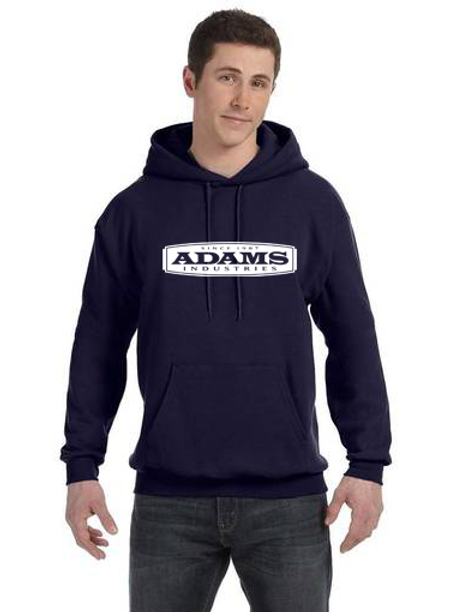 Adams Unisex Pullover Hooded Sweatshirt
