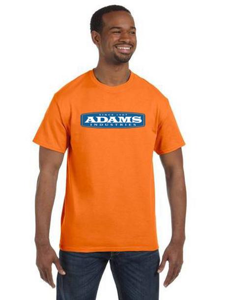 Adams Cotton Short Sleeve Safety T-Shirt