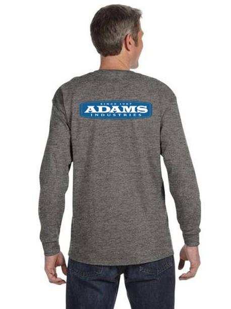 Adams Cotton Long Sleeve Shirt