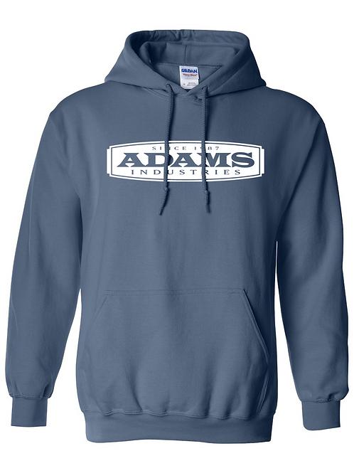 Adams Unisex Pullover Hooded Sweatshirt