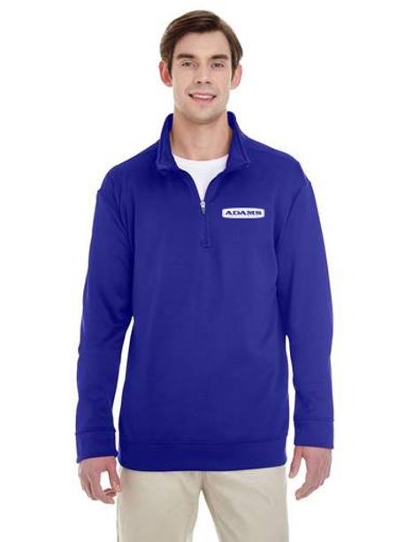 Adams Tech Quarter-Zip Sweatshirt