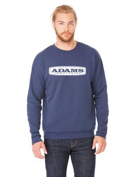 Adams Unisex Crew Neck Sweatshirt