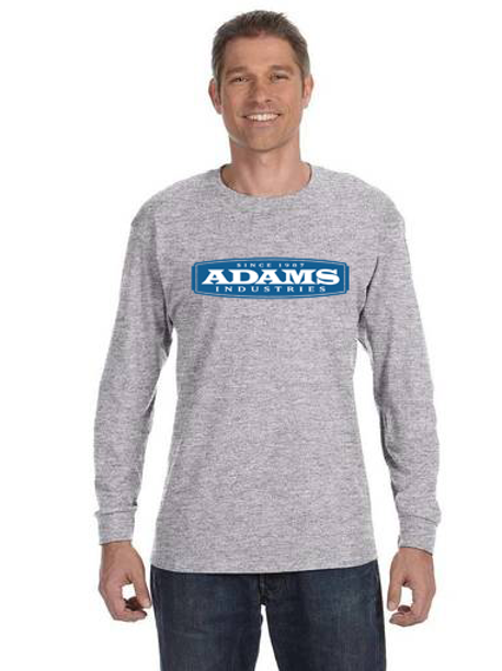 Adams Cotton Long Sleeve Shirt