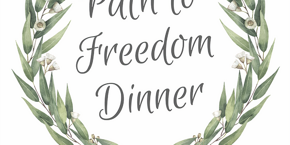 Path to Freedom Benefit Dinner
