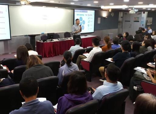 社會效益在香港 – 關志康
