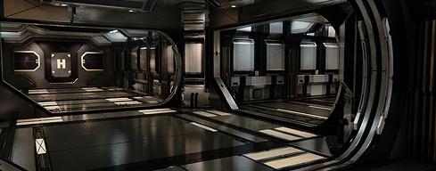 Modular SciFi: Hallways FREE 2.0 Expansion!