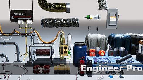 Engineer Props Released!
