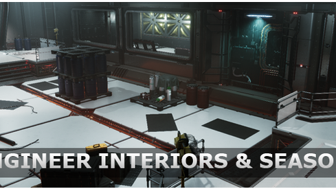 Engineer Interiors & Season 2 Bundle Released!