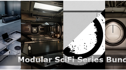 Modular SciFi Series Bundle