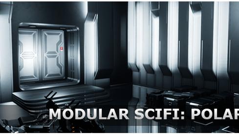Modular SciFi: Polaris Defense Released!