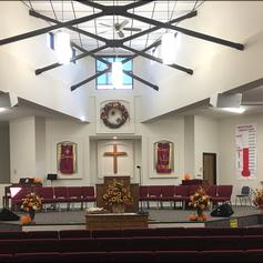 emmanuel baptist church sanctuary with c