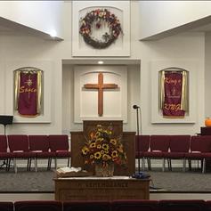 Emmanuel Baptist Church Sanctuary