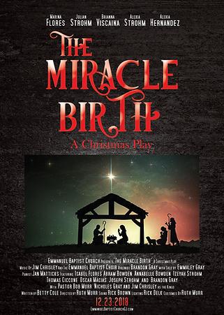Emmanuel Baptist Church Christmas Play P