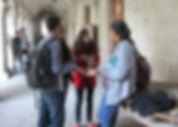 Alumnos de Secundaria Colegio Acuarela del Sol