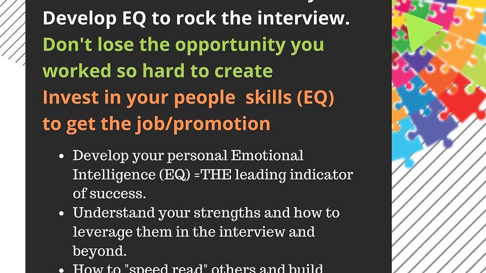 EQ for job Seekers