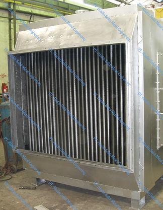 finned tube heat exchanger - PT. ASME