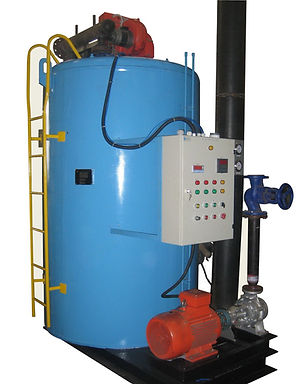 Thermal Oil Heater - PT. ASME - Indonesia