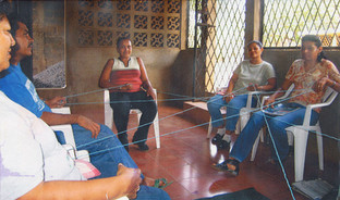 1998 Nicaragua opening circle