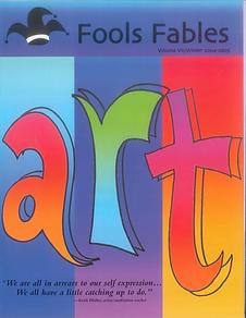 2004-05 Fools Fables Winter Art Cover.pn