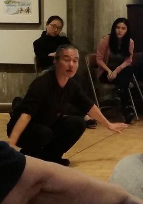 Jiwon Chung Teaching