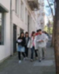 VIA students walking the street_edited.j