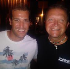 With John Patti.