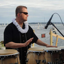 Percussion with Maine coastal views!