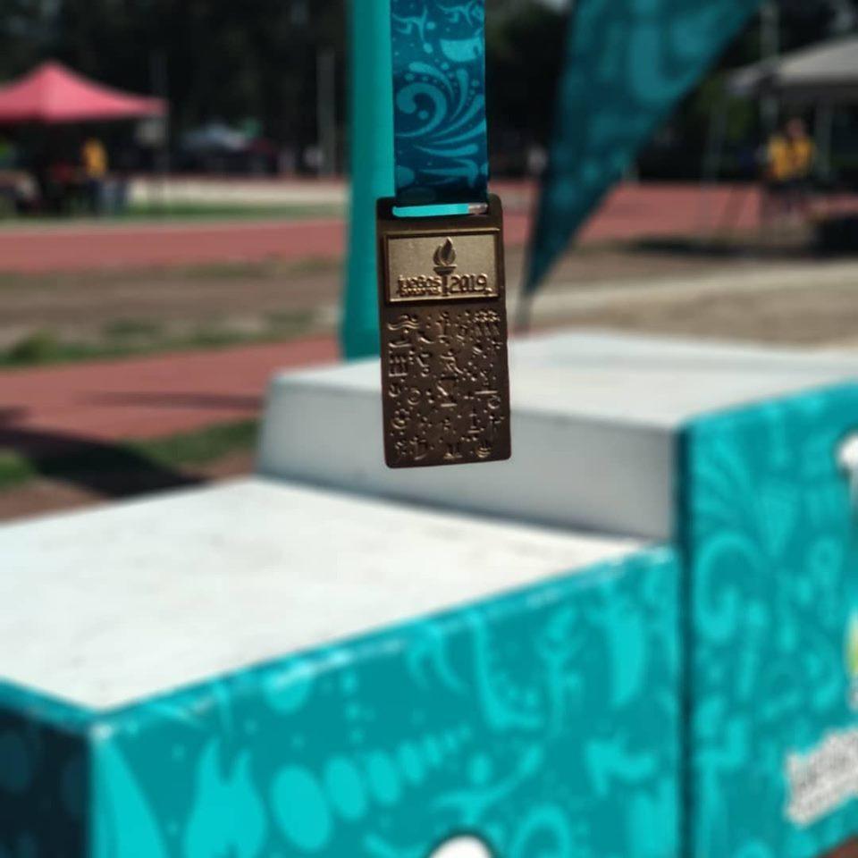 Medalla Juegos Bancarios 2019