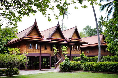 Relationship building and team bonding at Sampran Riverside