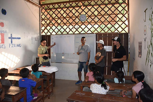 CSR project educating the poor in Siem Reap
