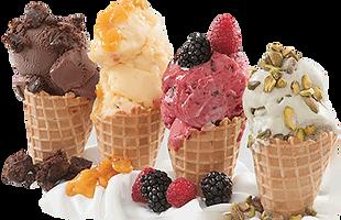 Mobile Ice Cream Bar in Johannesburg and Pretoria