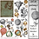 Thumbnail: HOT AIR BALLOONS &  CLOCKS-Transfers for Furniture & Decor- by Dixie Belle Paint
