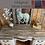 Thumbnail: Modern Farmhouse Painted Vintage ANTIQUE DESK/VANITY TABLE-Grand Rapids Chair Co