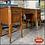Thumbnail: ART DECO Nouveau Antique SLIGH Furniture Co. WRITING DESK Vintage Entry Table