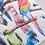 Thumbnail: BIRDS -Decoupage Rice Paper for Furniture & Decor- by Dixie Belle Paint